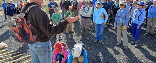 Mesa Land Trust & Others Host Community Stewardship Days