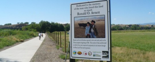 40 Stories in 40 Weeks: Section of Riverfront Trail Acquired on Conserved Property (2006 Reprint)