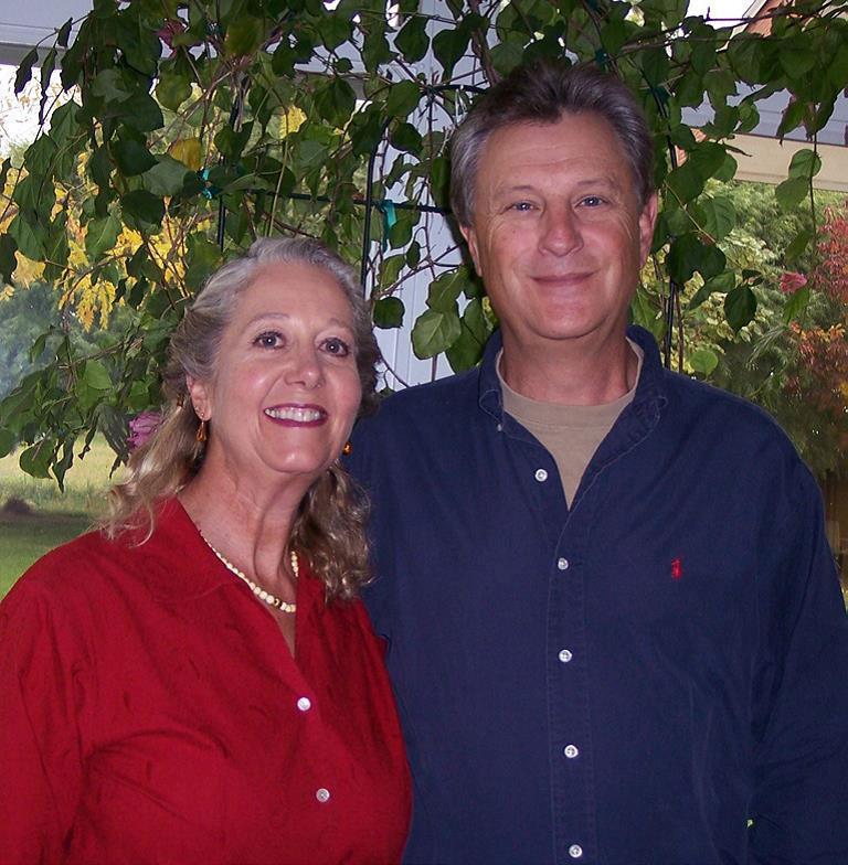 Kathryn and Ken Stubler